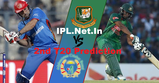 Bangladesh vs Afghanistan 2nd T20 Dream11 or Fantasy League11 Prediction, Tips And Playing 11 Afghanistan v Bangladesh in India, 2018 (AFG VS BAN 2nd T20 Dream 11)
