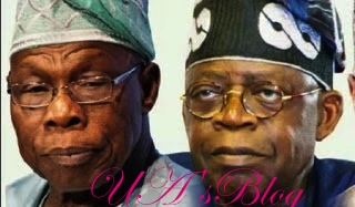 2019: Disregard Election Rigger, Dictator Like Obasanjo Who Removed PDP Chairman From Office At Gunpoint - Tinubu Tears Obasanjo To Shred