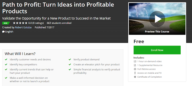 Path-to-Profit-Turn-Ideas-into-Profitable-Products