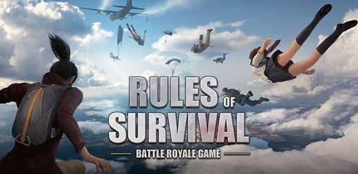 game battle royale android Rules of Survival