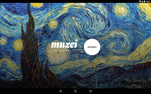 muzei live wallpaper for android