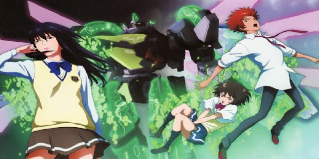 sinopsis anime Zegapain ADP (2016)