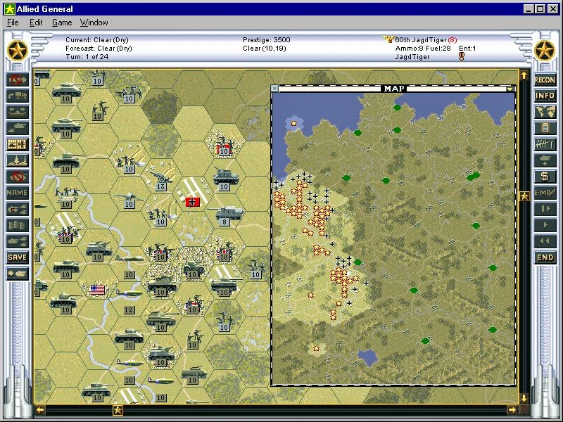 Pacific general armchair general and historynet >> the best.