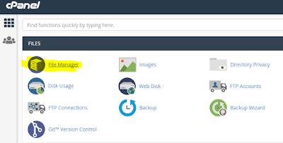 cara membuat safelink dengan hosting