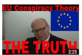 Andrew Duff, EU Conspiracy Theory