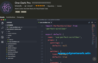 One Dark Pro (theme)