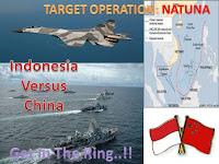 RI Dan China Memanas, Inilah perbandingan kekuatan armada China dengan TNI AL