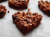 Zdravé čokoládové sušenky bez mouky