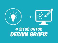 4 Situs yang harus kamu ketahui sebelum membuat Desain Grafis