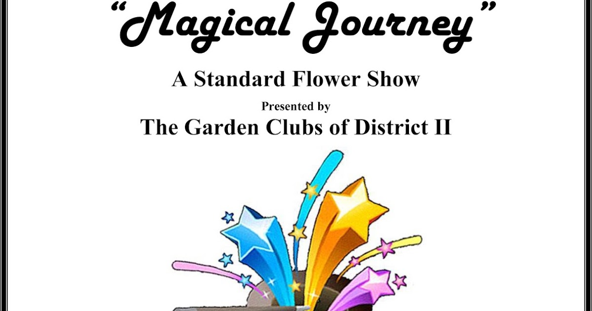 National Capital Area Garden Clubs Inc You Are Cordially Invited To A Standard Flower Show