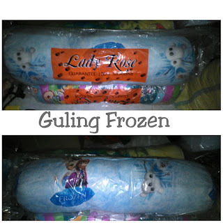 guling silikon frozen murah, jual guling silikon frozen murah