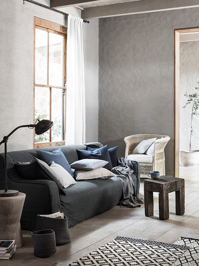 my scandinavian home celebrating calm rustic space living. Black Bedroom Furniture Sets. Home Design Ideas