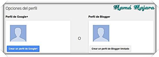 Inicio Blogger Cuentas