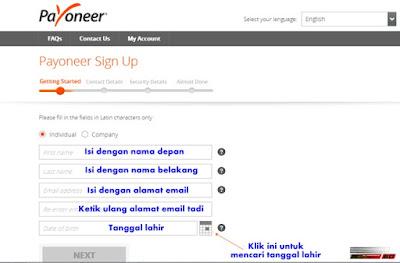 Debit Mastercard Payoneer Wajib Dimiliki Bagi Pebisnis Online