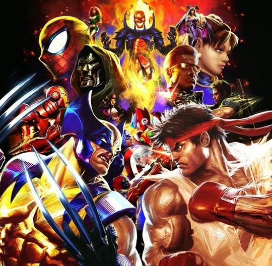 Arte y super heroes