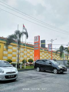 Staycation di Tjokro Hotel Pekanbaru