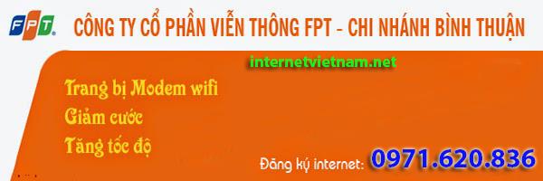 Lắp Đặt Internet FPT Phường Đức Long