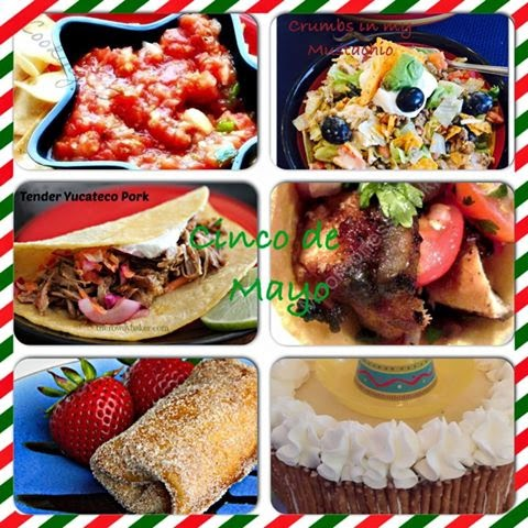 Cinco de Mayo Recipe Round Up