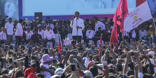 Yusril: PBB Partai Islam, Dukung Jokowi karena Pasangannya Ulama