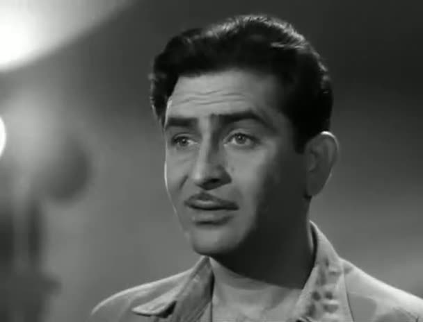 Screen Shot Of Hindi Movie Anari 1959 300MB Short Size Download And Watch Online Free at worldfree4u.com