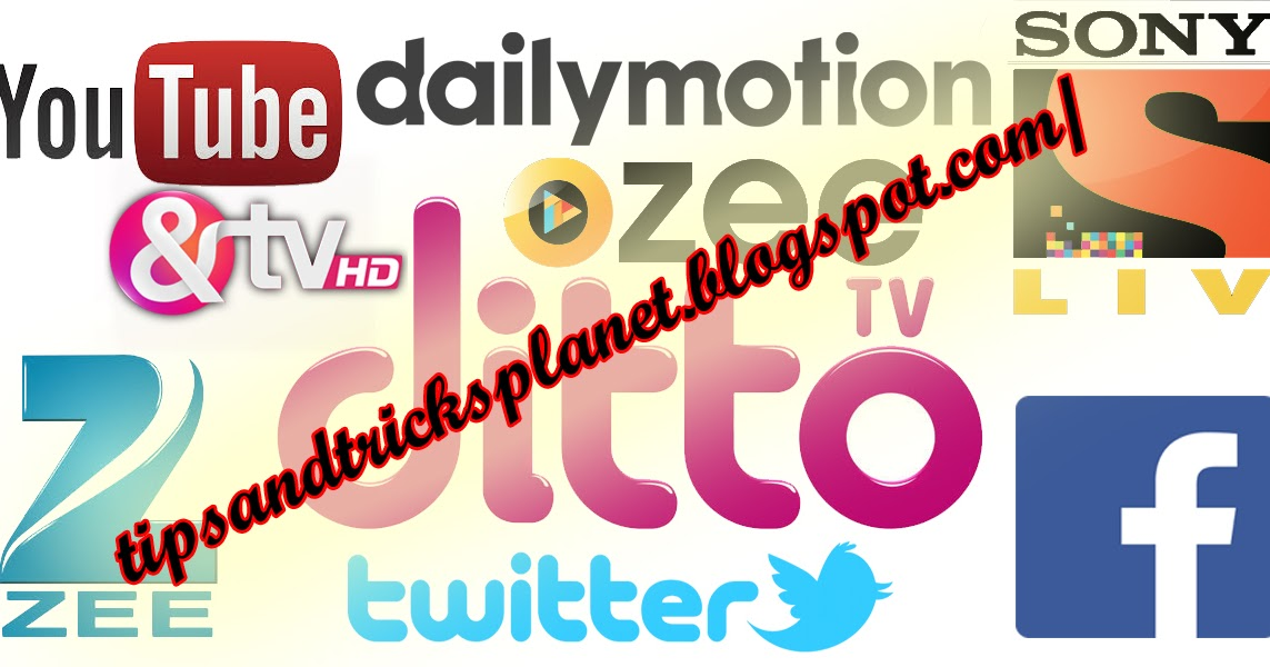 Download From SonyLive, Youtube, Dailymotion, Facebook, DittoTv