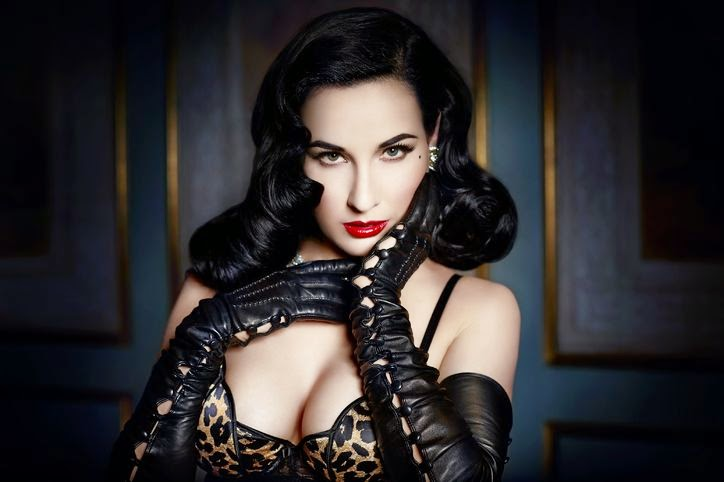 Dita-Von-Teese-Perfect-Eyebrows