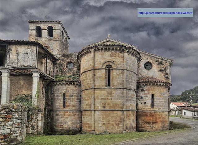 Asturias Central: Monasterio de San Salvador de Cornellana Salas ...