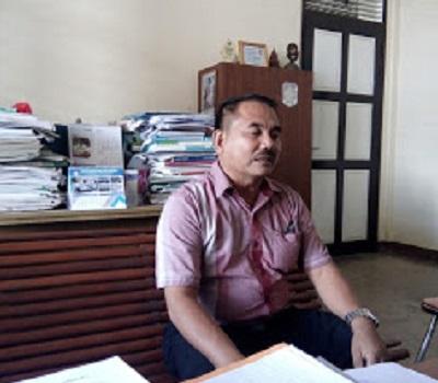 Kepala Sekola SMA Karya Sekadau, Sumardi