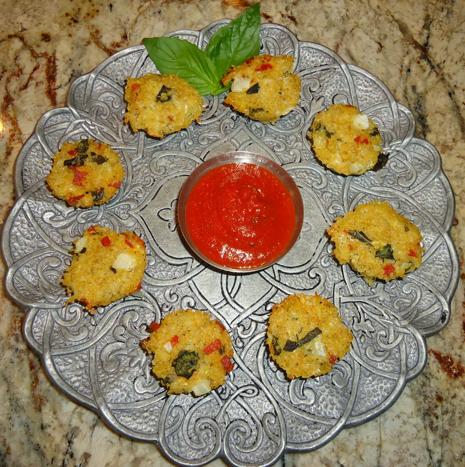 Sarah's Kitchen Thyme: Appetizers