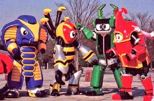 7 Film Robot Pahlawan Super Di Tv Jaman Dulu Yang Tak Terlupakan