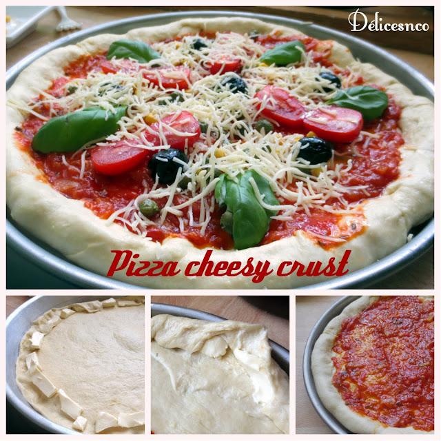 Pizza Originale  La Courgette Crust Pizza