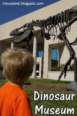 Family-Friendly Attractions- Museum of the Rockies  #Montana  #roadtrips  #kids  #vacation  #dinosaurs
