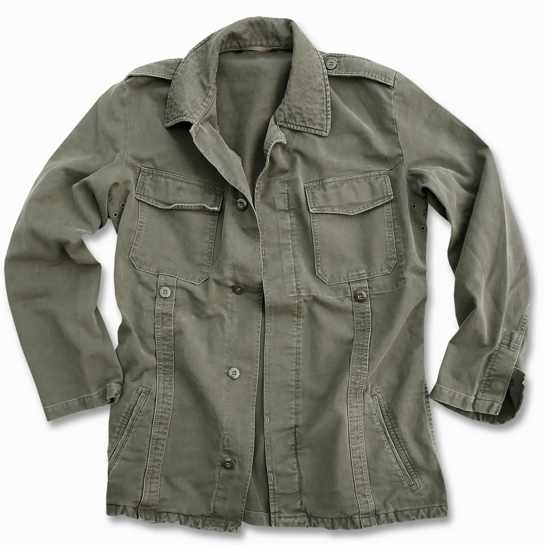 la beaut est dans vos mains veste militaire vintage kaki. Black Bedroom Furniture Sets. Home Design Ideas