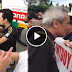 Watch: Jim Paredes, nagwala at nambastos ng Pro-Duterte Youth sa EDSA Shrine