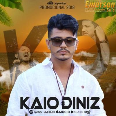 Kaio Diniz - Ao Vivo - Promocional 2019 - Emerson Cds