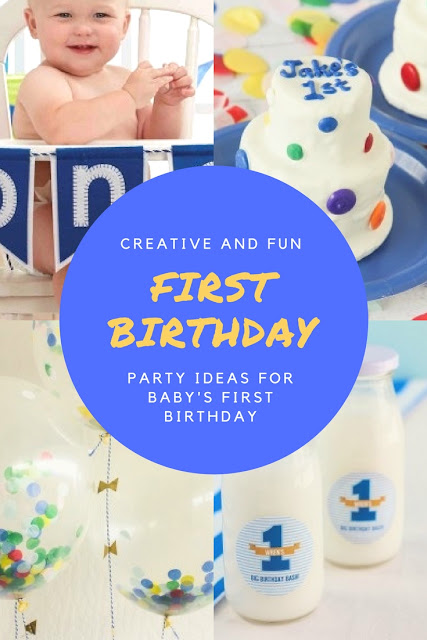 Unique and Creative First Birthday Party Ideas