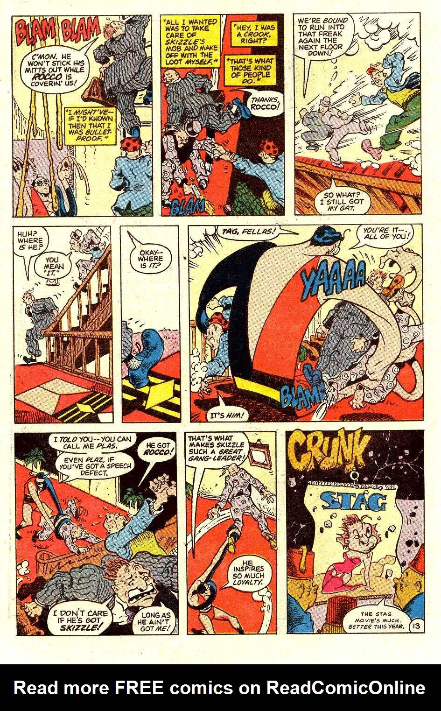 Read online Secret Origins (1986) comic -  Issue #30 - 34