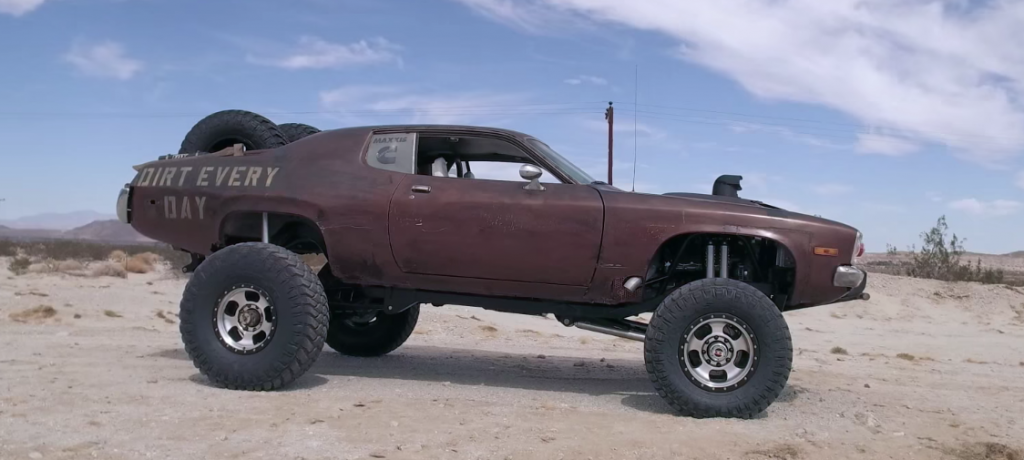 Muscle Car Collection Road Runner Offroad 4wd Review