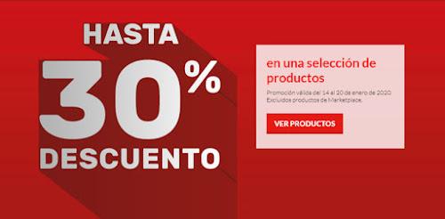 Mejores ofertas promoción Hasta 30% descuento de Worten.es