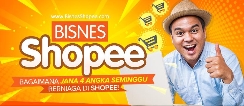 Lihat Cara Jual Barang Online Di Shopee mudah