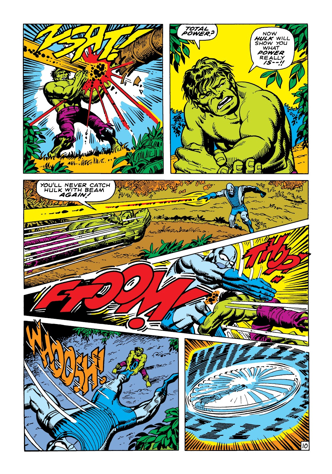 Read online Marvel Masterworks: The Incredible Hulk comic -  Issue # TPB 5 (Part 2) - 42