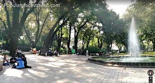 Suropati Park Urban park