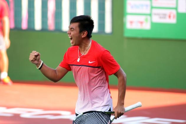 Lý Hoàng Nam thắng cách biệt ở giải chuyên nghiệp Thái Lan