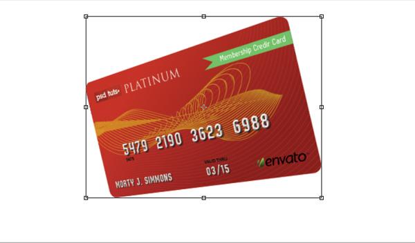 Desain Kartu Kredit