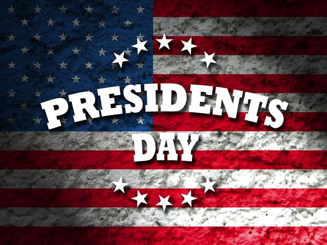 Happy Birthday to dear George Washington the first president of the United States - Happy Presidents Day
