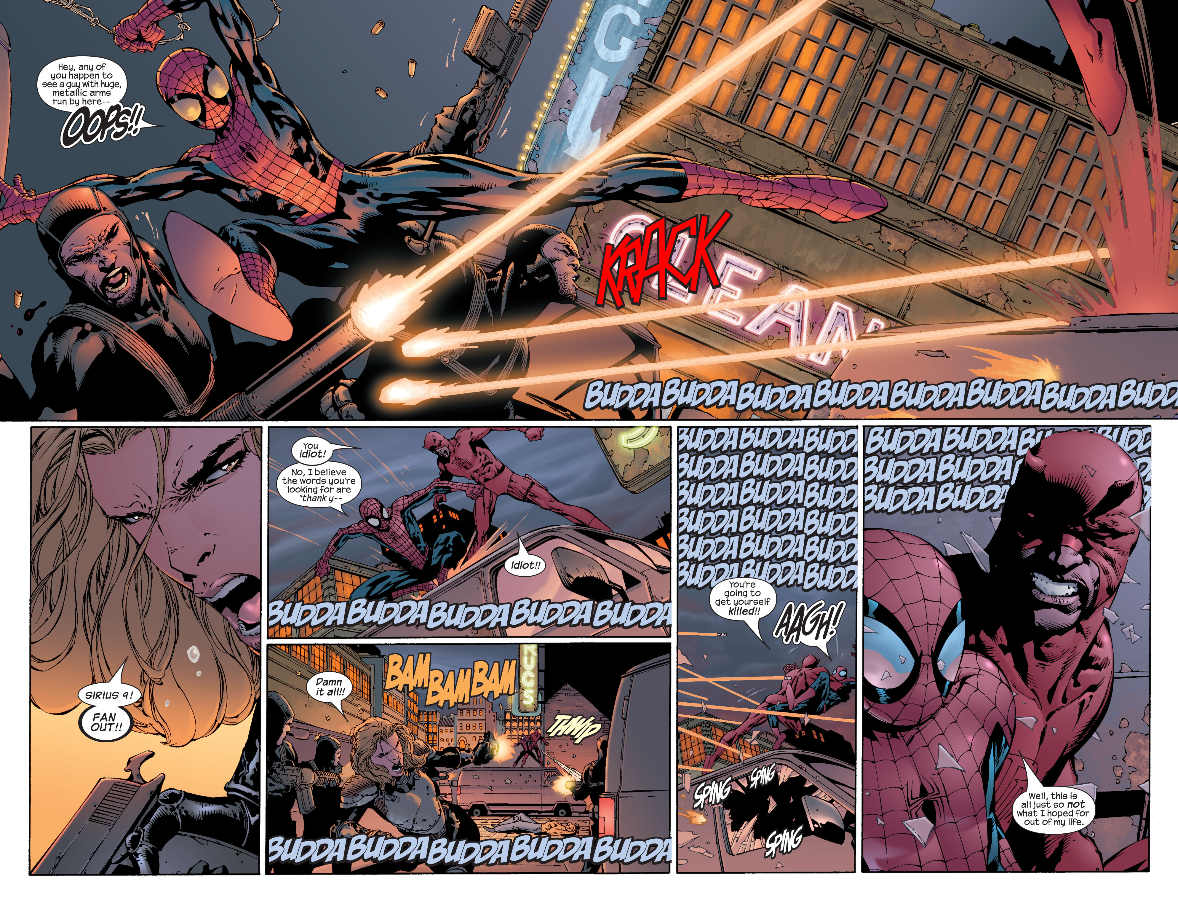 Read online Ultimate X-Men comic -  Issue #37 - 7