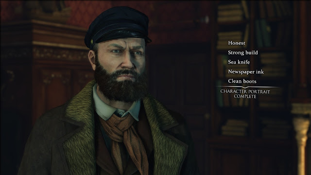 Crimes And Punishments Sherlock Holmes - Xbox 360 - Multi5 - Captura 1