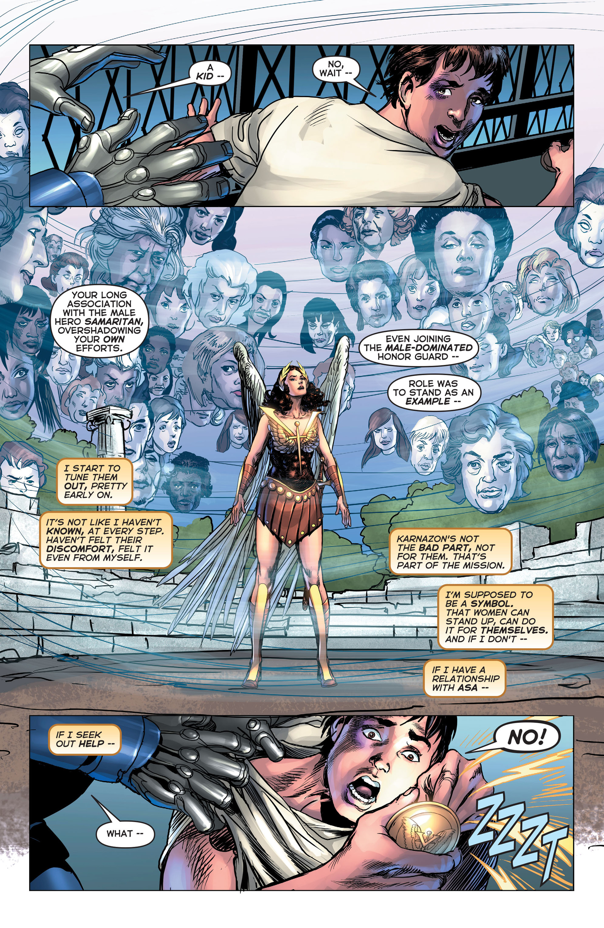 Read online Astro City comic -  Issue #10 - 10
