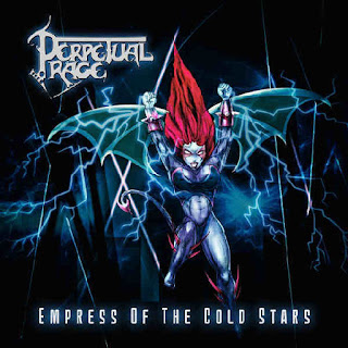 "Perpetual Rage - ""Mesmeric Silence"" (video) from the album ""Empress of the Cold Stars"""