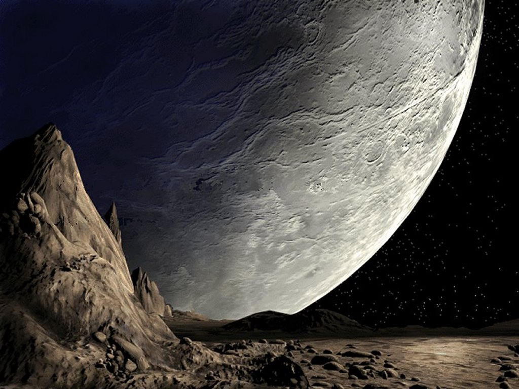 Top 17 Incredible And Unbelievable Moon Wallpapers In HD